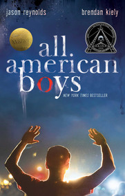 All American Boys - 9781481463348 by Jason Reynolds, Brendan Kiely, 9781481463348