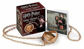 Harry Potter Time Turner Sticker Kit (Miniature Edition) by Running Press, 9780762429776