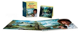 Bob Ross: Happy Little Puzzles (Miniature Edition) by Bob Ross, 9780762468775