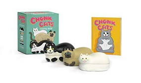 Chonk Cats Nesting Dolls (Miniature Edition) by Jessie Oleson Moore, 9780762472628