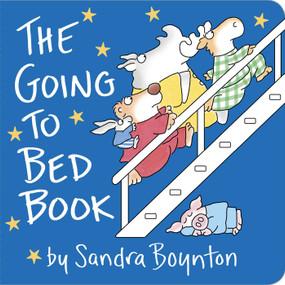 The Going to Bed Book by Sandra Boynton, Sandra Boynton, 9780671449025
