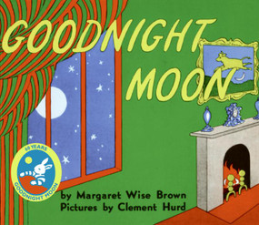 Goodnight Moon Board Book by Margaret Wise Brown, Clement Hurd, 9780694003617