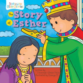 The Story of Esther by Johannah Gilman Paiva, Dhanya M., 9781486713165