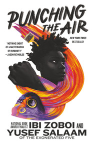 Punching the Air by Ibi Zoboi, Yusef Salaam, 9780062996480
