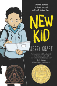 New Kid - 9780062691194 by Jerry Craft, Jerry Craft, 9780062691194