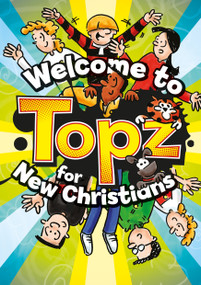 TOPZ for New Christians by Lynette Brooks, 9781853451041