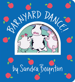 Barnyard Dance! (Oversized Lap Edition) by Sandra Boynton, 9780761166160