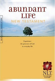 Abundant Life Bible New Testament (Softcover) by , 9781414301754
