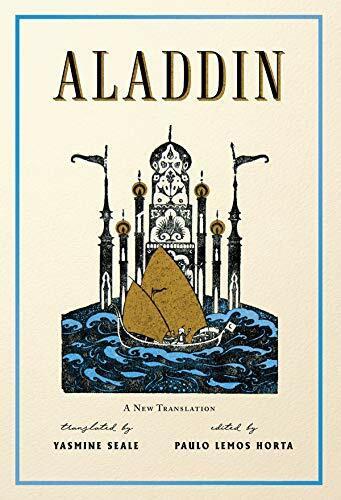 Aladdin (A New Translation) by Paulo Lemos Horta, Yasmine Seale, 9781631495168