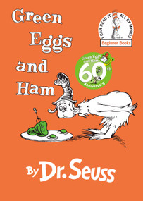 Green Eggs and Ham by Dr. Seuss, 9780394800165