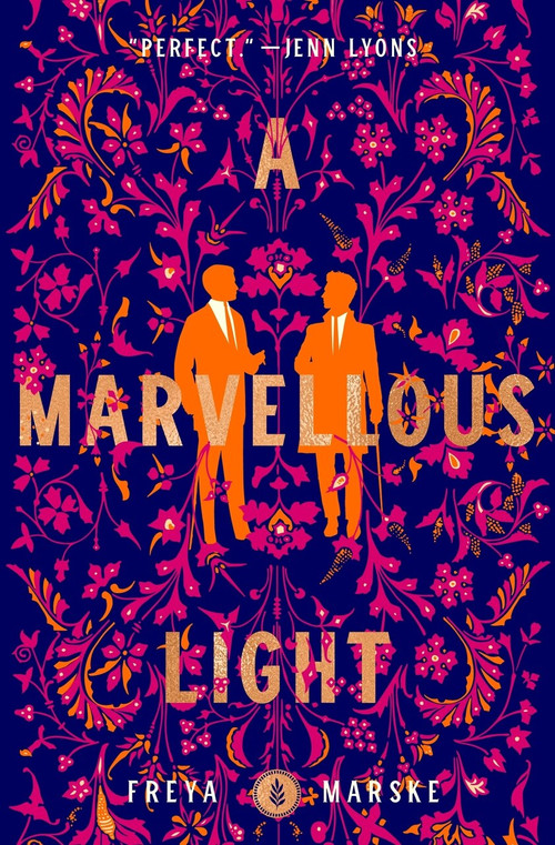 A Marvellous Light by Freya Marske, 9781250788870