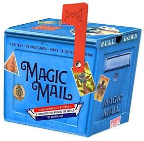 Magic Mail ((Birthday Gift, Holiday Gift, Magic-Themed Interactive Gift, Kid's Magic Kit, Children's Magic Book)) by Joshua Jay, Michael Lauritano, 9781452159164