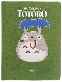 My Neighbor Totoro: Totoro Plush Journal by Studio Ghibli, 9781452168647