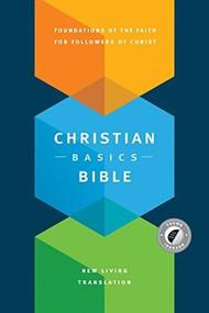 Christian Basics Bible NLT (Hardcover, Indexed) by Martin H. Manser, Michael H. Beaumont, 9781496413598