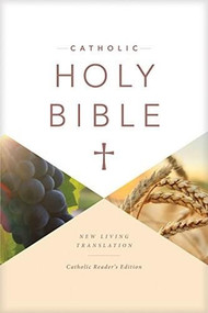 Catholic Holy Bible Reader's Edition (Hardcover) by , 9781496414014