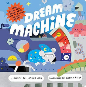 Dream Machine - 9781452174877 by Joshua Jay, Andy J. Miller, 9781452174877