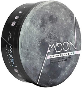 100 Piece Moon Puzzle: Featuring Photography from the Archives of NASA (Space Puzzles, Photography Puzzles, NASA Puzzles) by Chronicle Books, 9781452176390