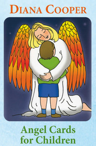 Angel Cards for Children (Miniature Edition) by Diana Cooper, 9781844090273