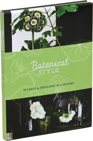 Botanical Style Wallet Notecards (Miniature Edition) by Ryland Peters & Small, 9781849759465