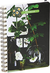 Botanical Style Medium Spiral-Bound Notebook by Ryland Peters & Small, 9781849759496