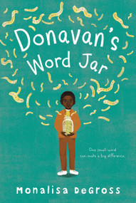 Donavan's Word Jar by Monalisa DeGross, Cheryl Hanna, 9780064420891