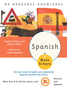 Spanish Made Simple (Revised and Updated) by Judith Nemethy, 9780767915410