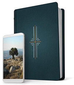 Filament Bible NLT (Hardcover Cloth, Midnight Blue) (The Print+Digital Bible) by , 9781496433169