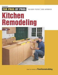 Kitchen Remodeling by , 9781621138068