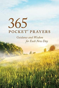 365 Pocket Prayers by Ronald A. Beers, 9781496434500