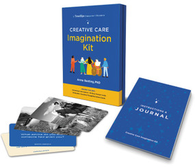Creative Care Imagination Kit (A TimeSlips Engagement Resource) by Anne Basting, 9780062993038