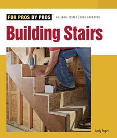 Building Stairs by Andrew Engel, 9781561588923