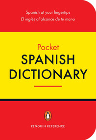 The Penguin Pocket Spanish Dictionary (Spanish at Your Fingertips) by Josephine Riquelme-Beneyto, 9780141020457