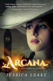 Arcana (A Novel of the Sylvani) by Jessica Leake, 9781940456140