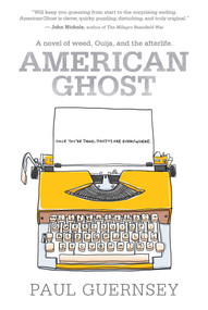 American Ghost by Paul Guernsey, 9781940456904