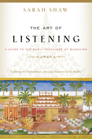 The Art of Listening (A Guide to the Early Teachings of Buddhism) by Sarah Shaw, 9781611808858