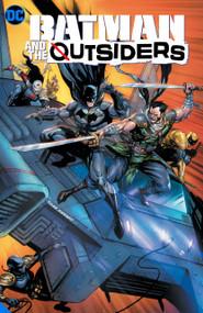 Batman & the Outsiders Vol. 3: The Demon's Fire by Bryan Hill, Dexter Soy, 9781779506962