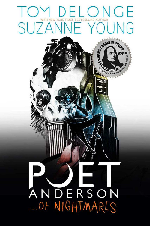 Poet Anderson ...Of Nightmares - 9781943272310 by Tom DeLonge, Suzanne Young, 9781943272310