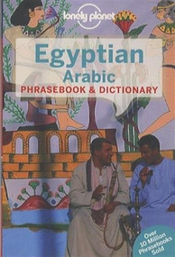 Lonely Planet Egyptian Arabic Phrasebook & Dictionary (Miniature Edition) by Lonely Planet, Siona Jenkins, 9781741791334