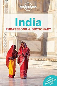 Lonely Planet India Phrasebook & Dictionary (Miniature Edition) by Lonely Planet, Shahara Ahmed, Quentin Frayne, Jodie Martire, 9781741794809