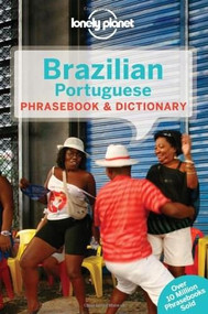 Lonely Planet Brazilian Portuguese Phrasebook & Dictionary (Miniature Edition) by Marcia Monje de Castro, Lonely Planet, 9781743211816