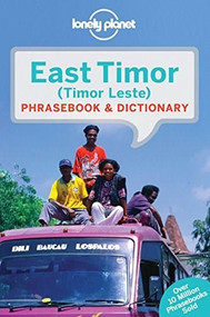 Lonely Planet East Timor Phrasebook & Dictionary (Miniature Edition) by Lonely Planet, John Hajek, Alexandre Vital Tilman, 9781743211823