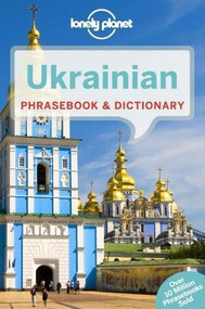 Lonely Planet Ukrainian Phrasebook & Dictionary (Miniature Edition) by Lonely Planet, Marko Pavlyshyn, 9781743211854