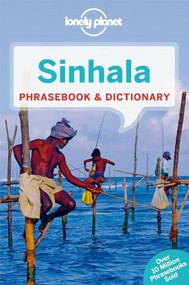 Lonely Planet Sinhala (Sri Lanka) Phrasebook & Dictionary (Miniature Edition) by Lonely Planet, Swarna Pragnaratne, 9781743211922