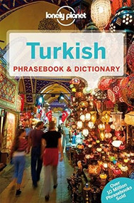 Lonely Planet Turkish Phrasebook & Dictionary (Miniature Edition) by Arzu Kurklu, Lonely Planet, 9781743211953