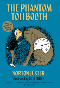 The Phantom Tollbooth - 9780394820378 by Norton Juster, Jules Feiffer, 9780394820378
