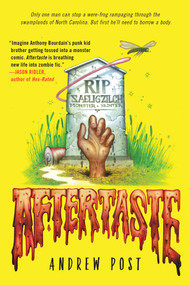 Aftertaste by Andrew Post, 9781945863103
