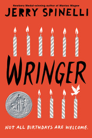 Wringer by Jerry Spinelli, 9780064405782