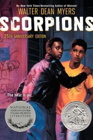 Scorpions by Walter Dean Myers, 9780064406239