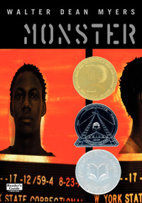 Monster by Walter Dean Myers, 9780064407311