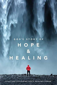 God's Story of Hope and Healing 10-pack (Softcover) (Miniature Edition) by Mark Norton, 9781496453068